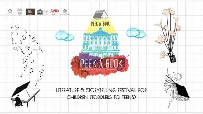 Royal Opera House To Host Children's Literature Festival 'Peek A Boo'