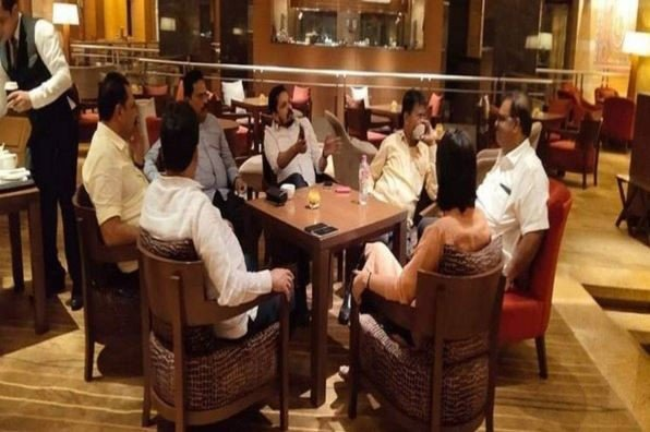 """""""We were scared"""": 'Missing' NCP MLAs come back to party's fold"""