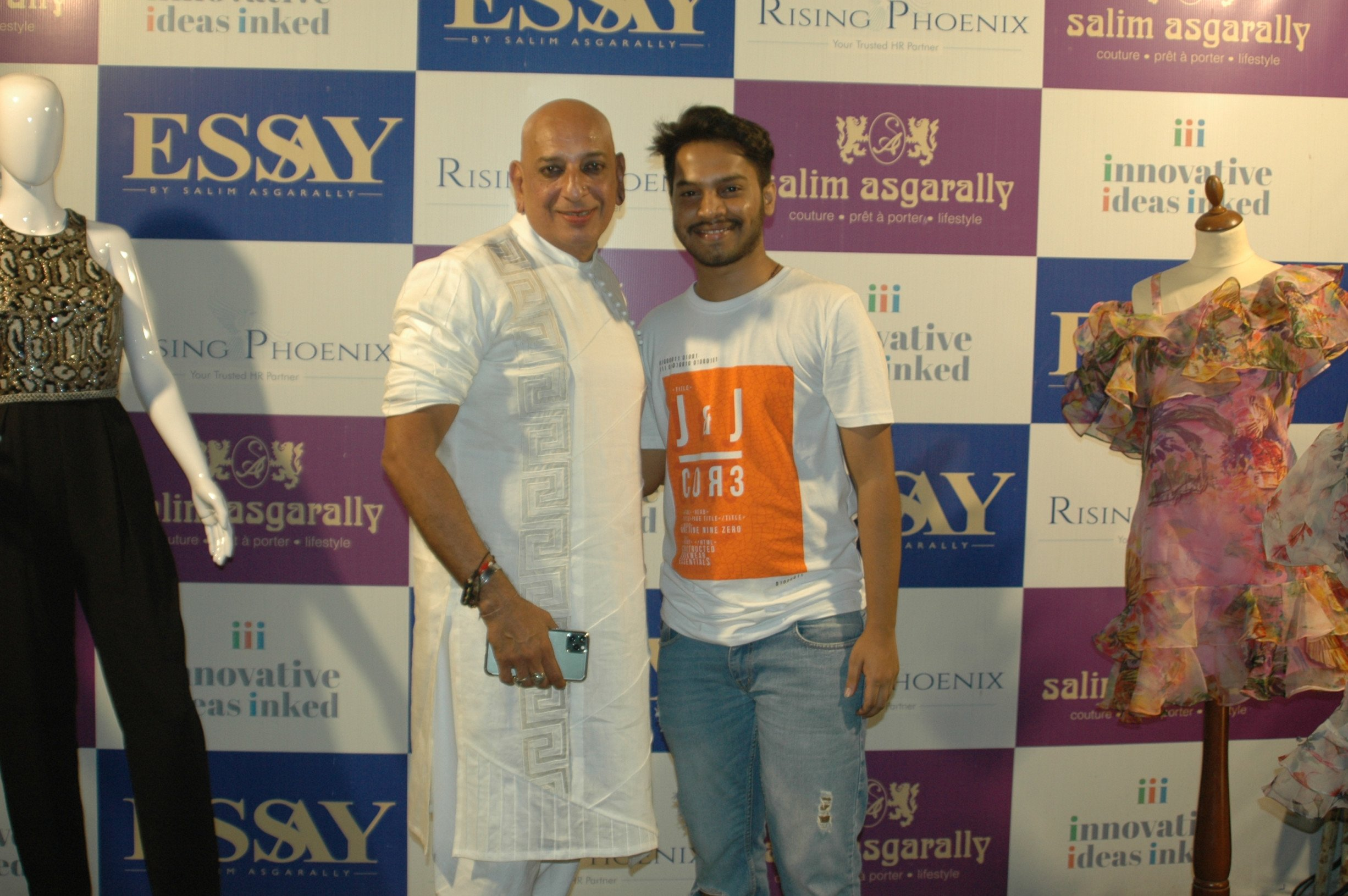 Designer Salim Asgarally Introduces His New Collection