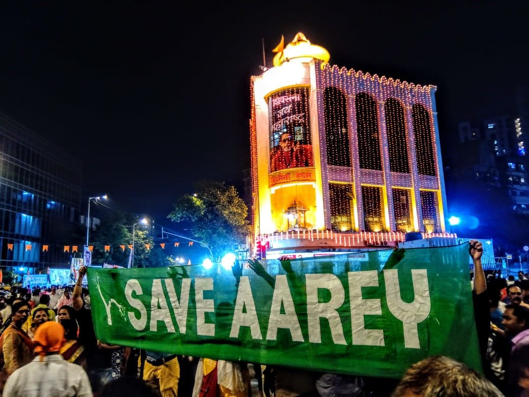 Aarey Activist Remind Uddhav Thackeray Of His Promise