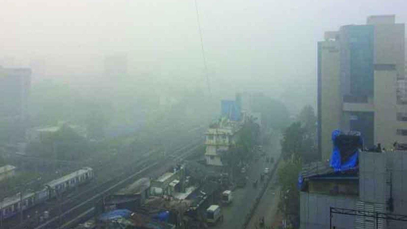 Ahead of the National Pollution Control Day, air quality in Mumbai & Navi Mumbai deteriorates