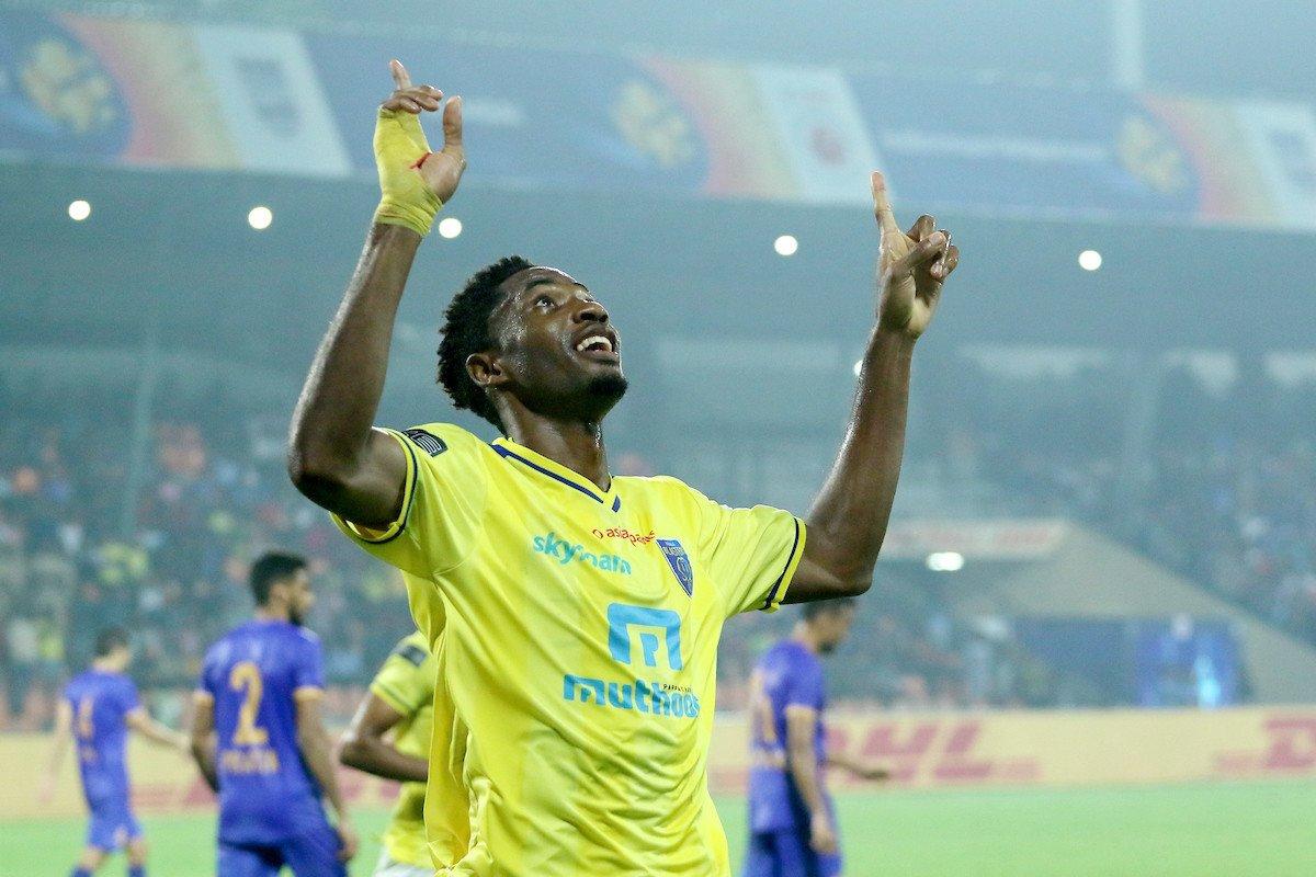 ISL 2019/20: Mumbai City FC, Kerala Blasters FC share the spoils in a 1-1 draw