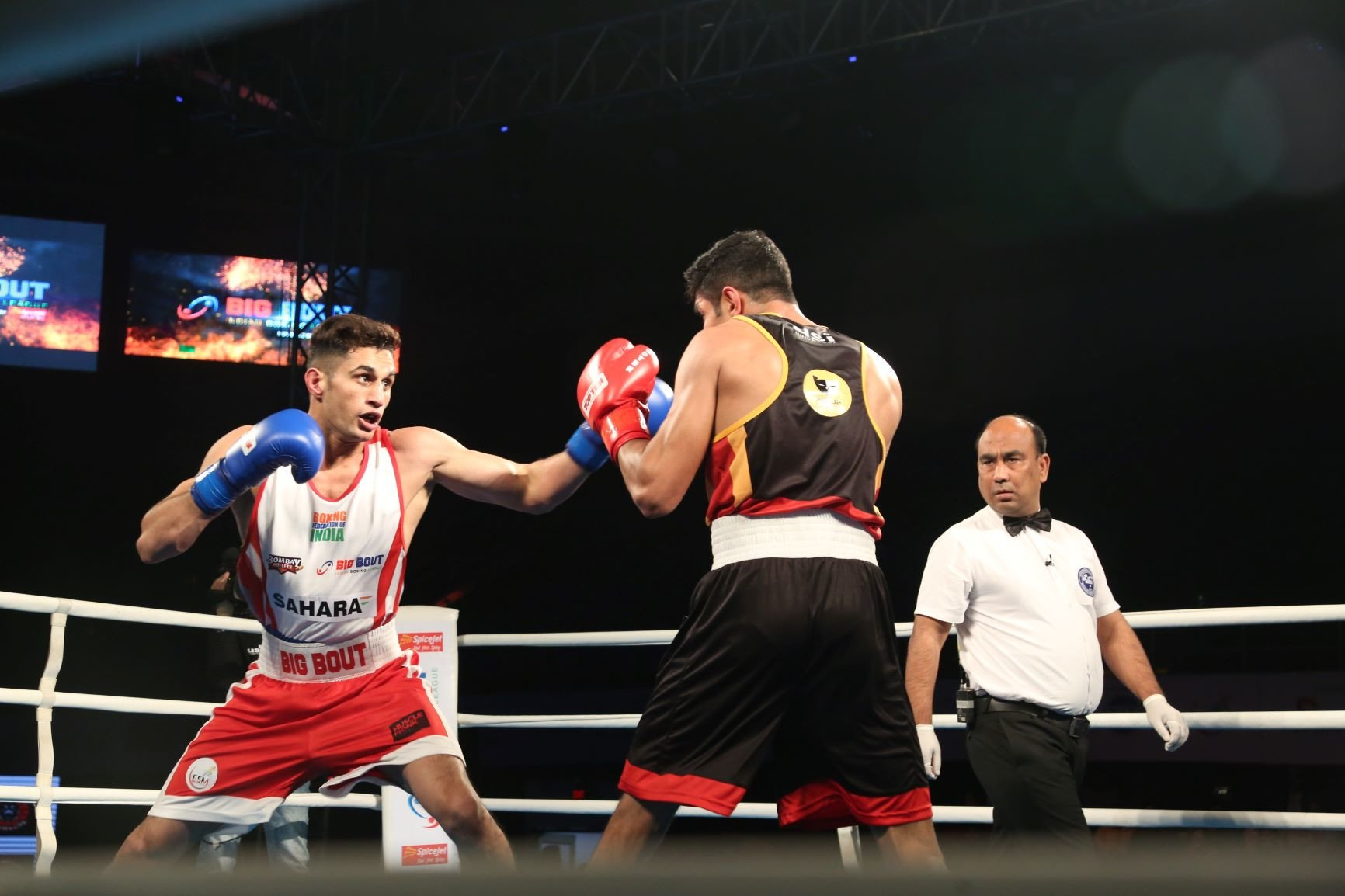 Big Bout Indian Boxing League: Bombay Bullets climb to the fourth spot with a 5-2 win