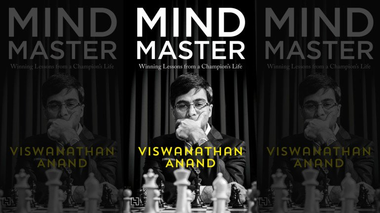 Grandmaster Vishwanath Anand Releases His Autobiography With Hachette India