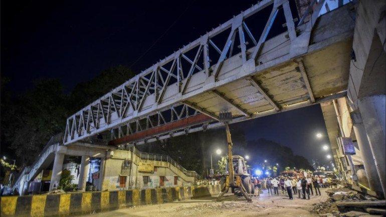 BMC plans to reconstruct Himalaya Bridge