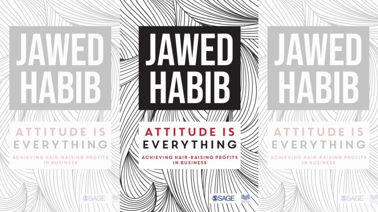 Jawed Habib 'Cuts' Out His Journey In His Book