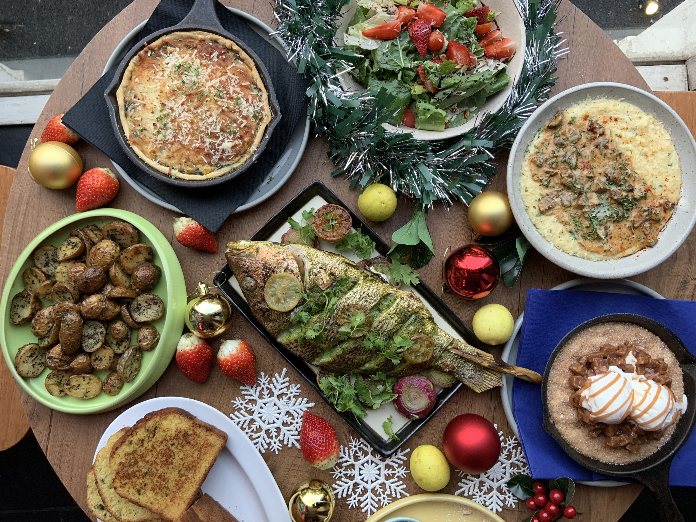 Head Over To These Restaurants For Your Wholesome Christmas Brunch