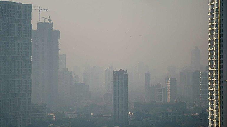 BKC ही नहीं इन इलाकों की हवा भी है 'बहुत ही खराब'