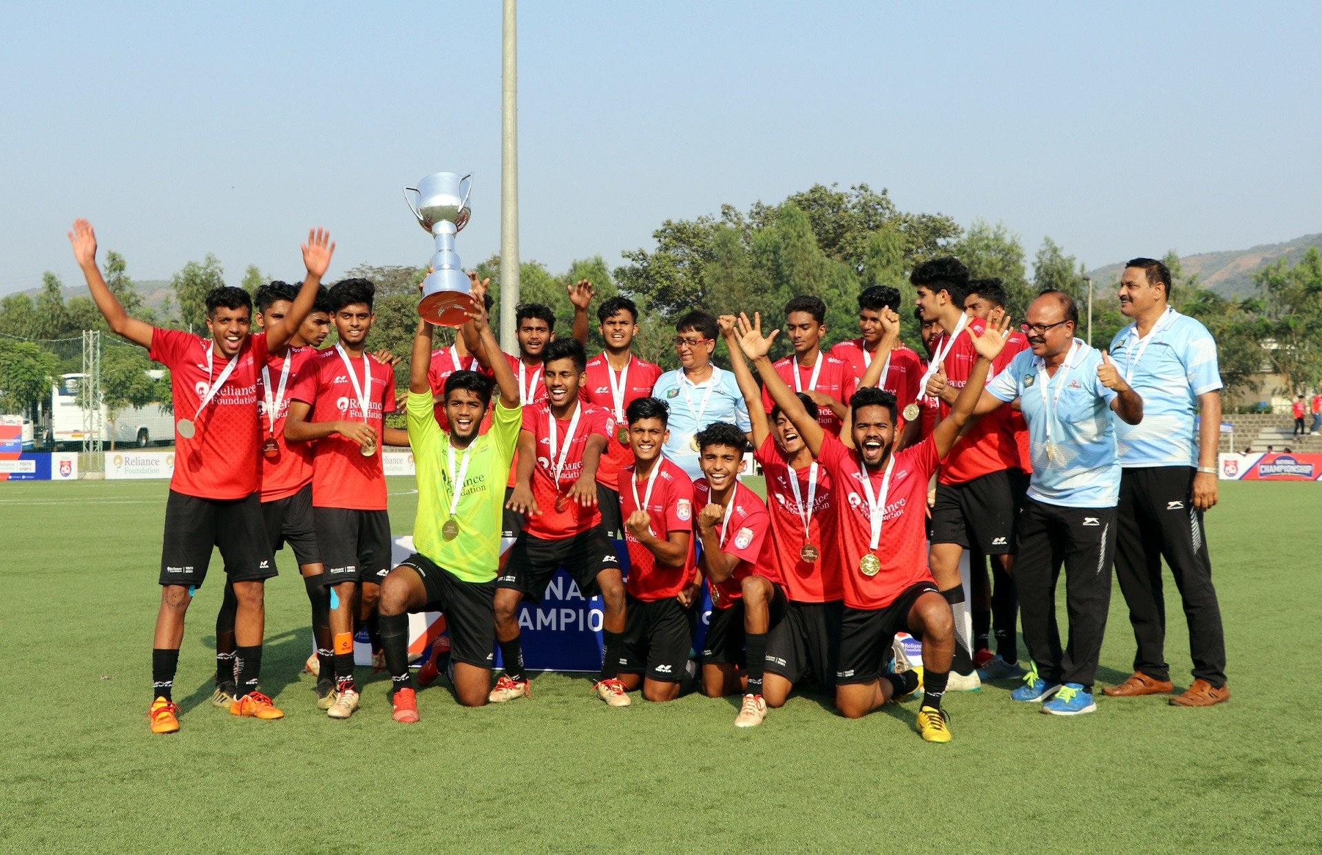 RFYS Football Finals: East Zone wins unprecedented four titles; Malappuram becomes Sr Boys champion