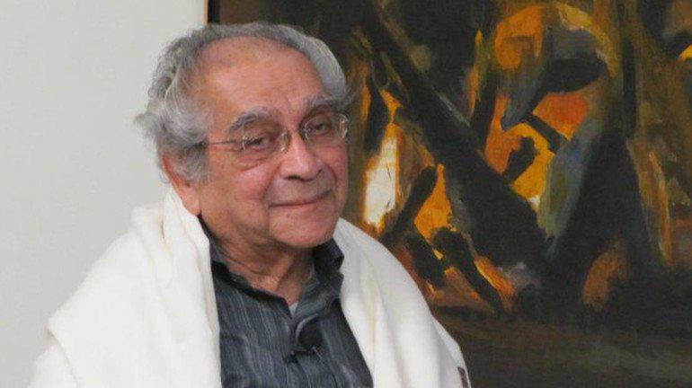 Veteran painter Akbar Padamsee passes away at the age of 91
