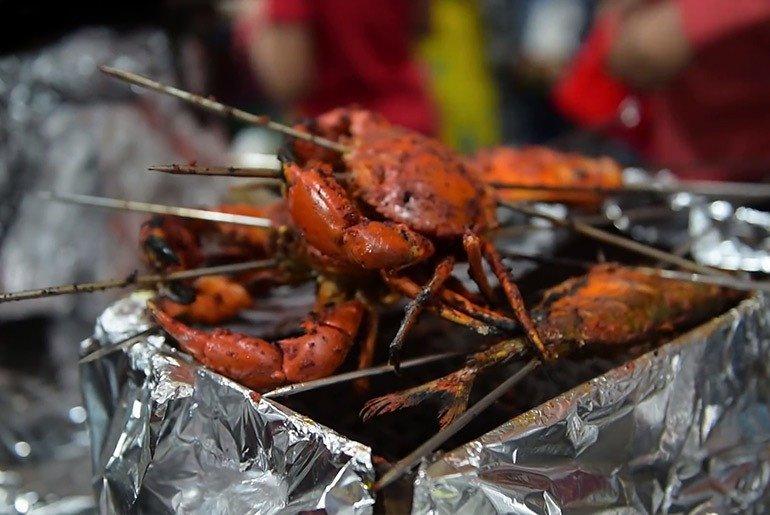 खेकडा तंदुरी, भरलेले मासे आणि बरंच काही, आलाय 'वर्सोवा सी फूड फेस्टिव्हल २०२०'