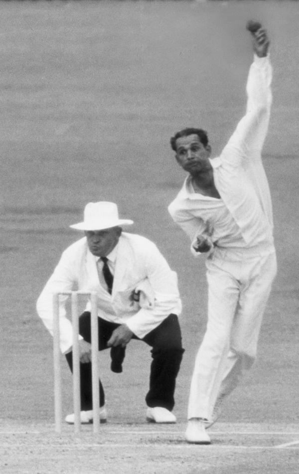 ज्येष्ठ क्रिकेटर बापू नाडकर्णी यांचं निधन