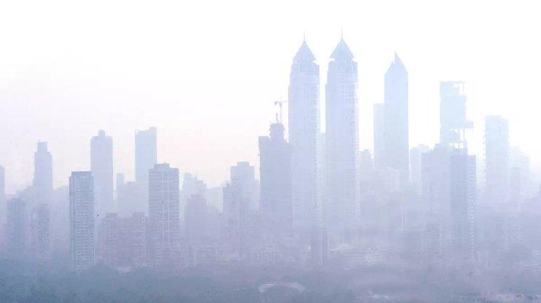 राज्यभरात मुंबई सर्वाधिक प्रदूषित शहर