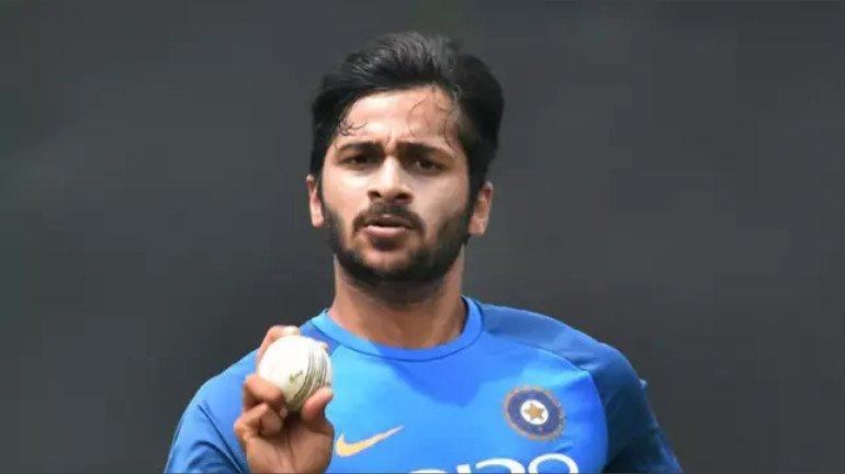 T20 World Cup : भारतीय संघात मुंबईच्या शार्दूलला स्थान