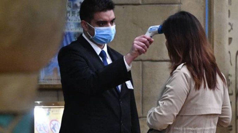 Vashi resident admitted for suspected coronavirus