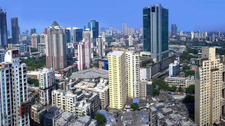 Property rates are decreasing in Mumbai