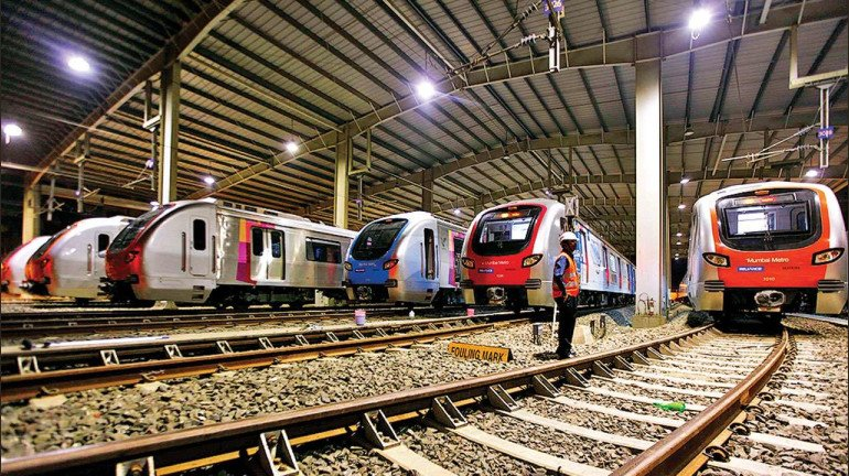 Charkop Car Depot To Now House Metro 7 and 2-A
