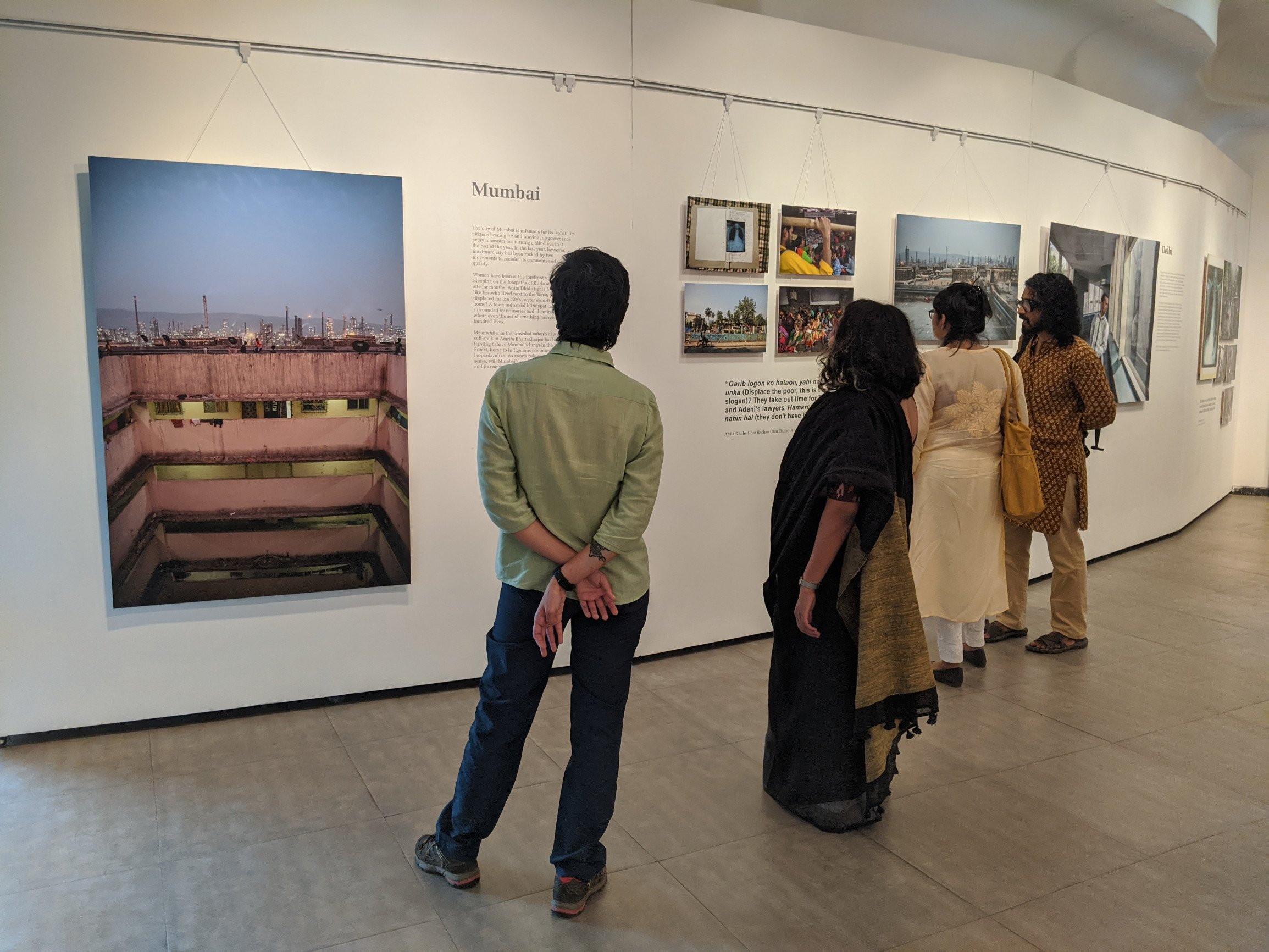 Breathless: An Artistic Call To India's Air Pollution