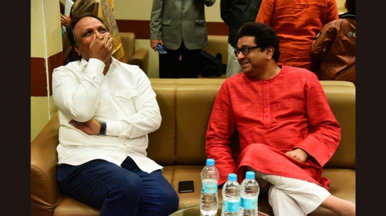 राज ठाकरे और आशिष शेलार के बीच एक बार फिर से हुई मुलाकात