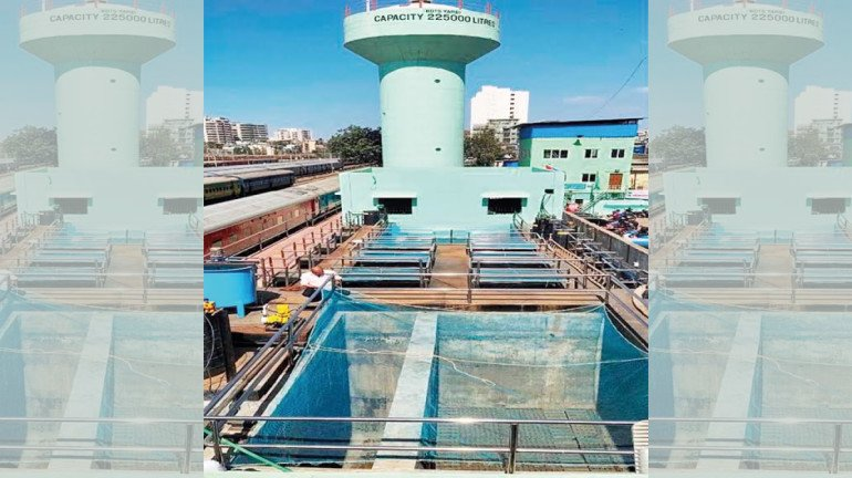 WR's Water Treatment Plant May Cut Their Water Bill By Rs.1.9 Crores