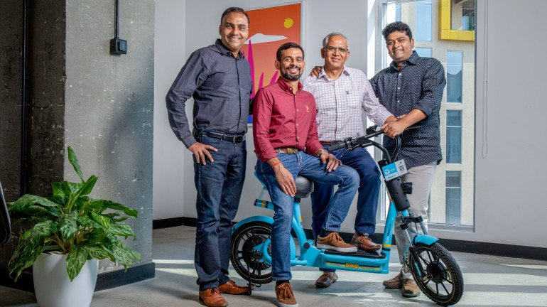 Mumbaikars will soon be able to rent electric bikes from Bandra and Kurla to BKC