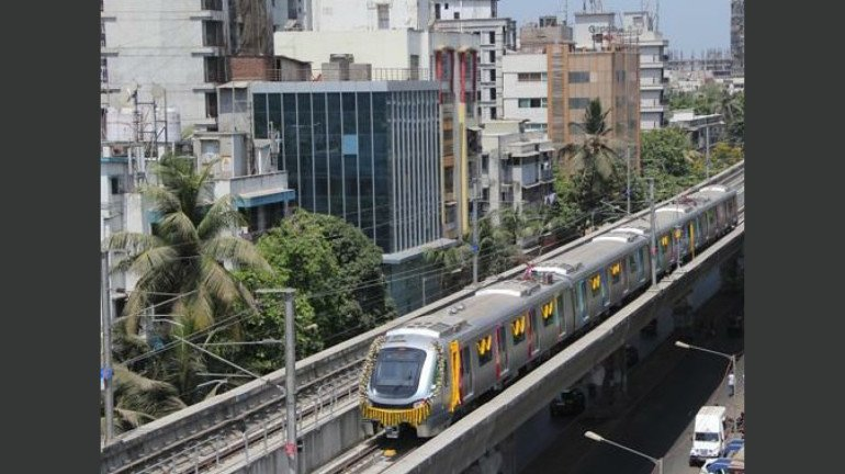 MMRC Completes 86% of Backfilling Work for Metro Line 3 Ramp at Aarey