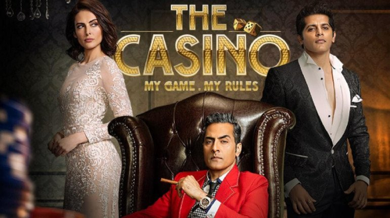 Zee5 unveils the first look of their upcoming Original series 'The Casino'