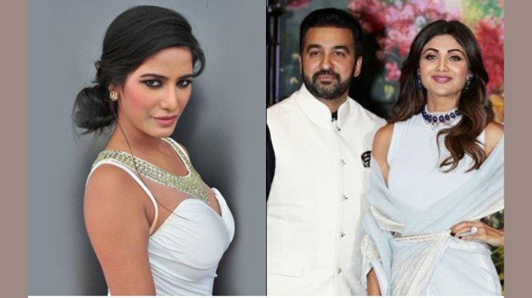 पूनम पांडेय ने शिल्पा शेट्टी के पति राज कुंद्रा के खिलाफ दर्ज कराया केस