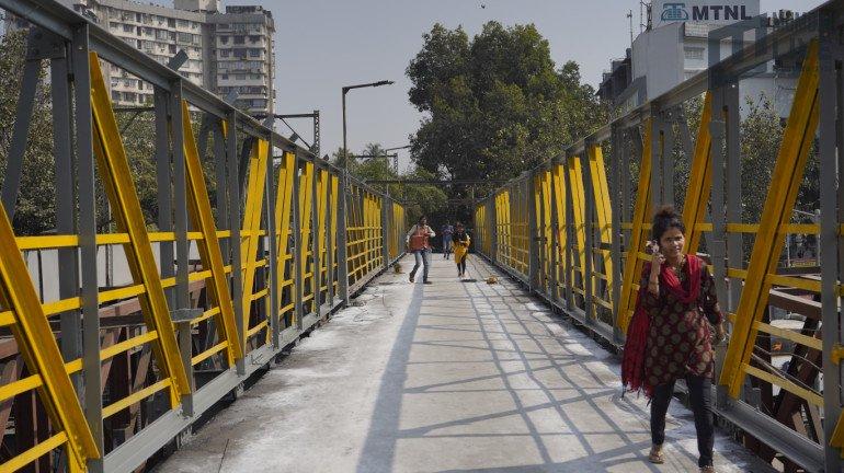 BMC partially opens up King's Circle footover bridge