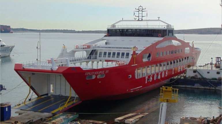 RoPax ferry service from Ferry Wharf to Mandwa will be operational soon