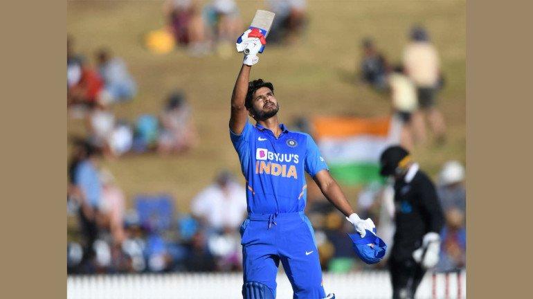 India-New Zealand 3rd ODI: Shreyas Iyer broke this world record today