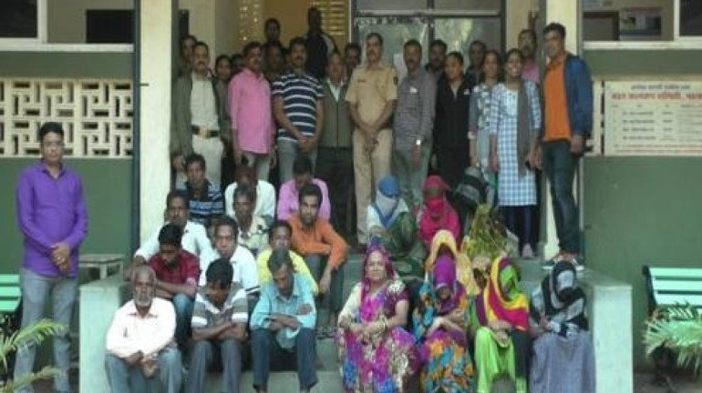 विरार में रह रहे अवैध बांग्लादेशी गिरफ्तार