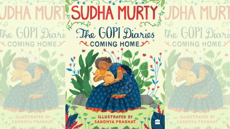 Gopi Diaries By Sudha Murty Is The 'Pawfect' Read For Parents And Children Alike