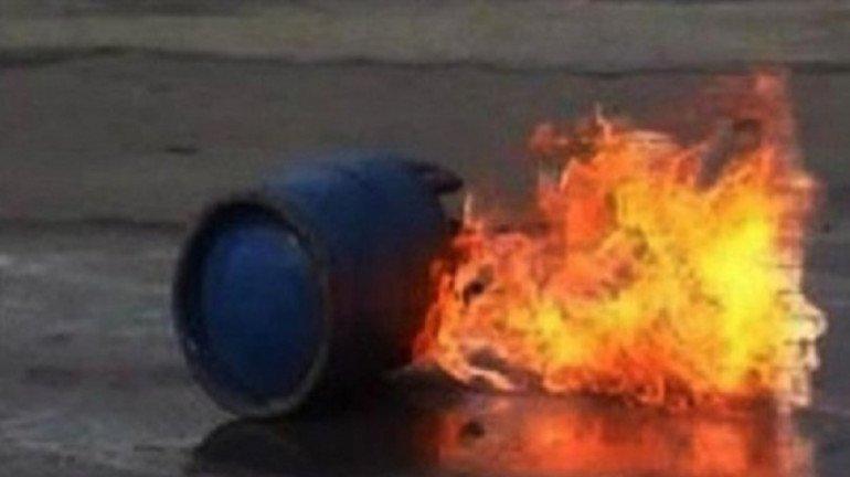 कांदिवलीत सिलेंडरचा स्फोट, भीषण आगीत ९ जण होरपळले