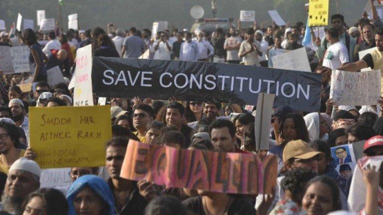Alliance Against CAA, NRC, NPR organises 'MahaMorcha' on February 15