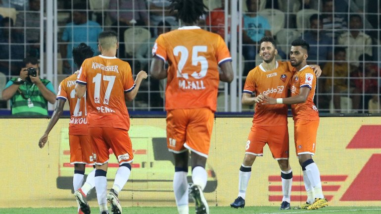 ISL 2019/20: FC Goa on the top after a 5-2 win against Mumbai City FC