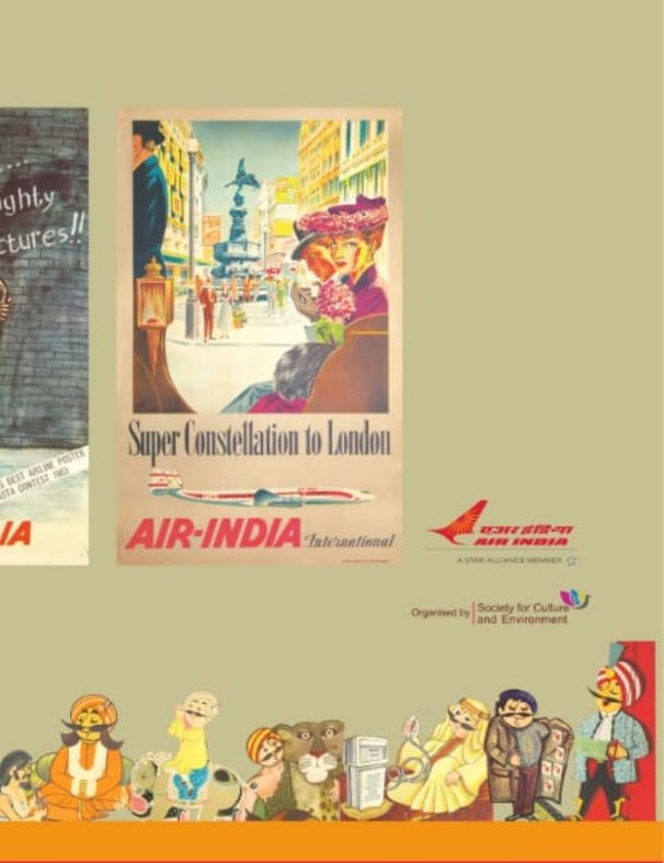 Documenting Air India's Legacy, One Picture At A Time