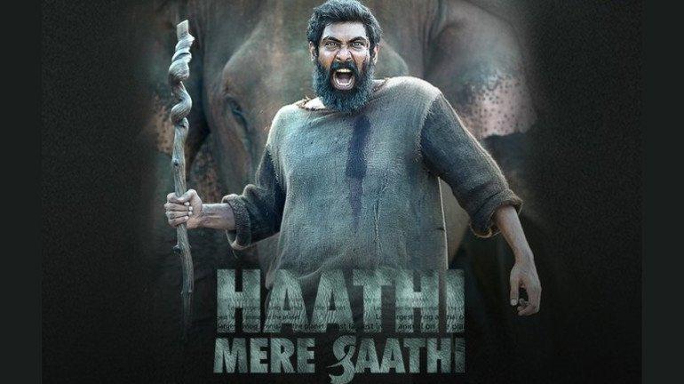 Haathi Mere Saathi Teaser: बाहुबली से भिड़ने के बाद 'भल्लालदेव' बना हाथियों का रक्षक