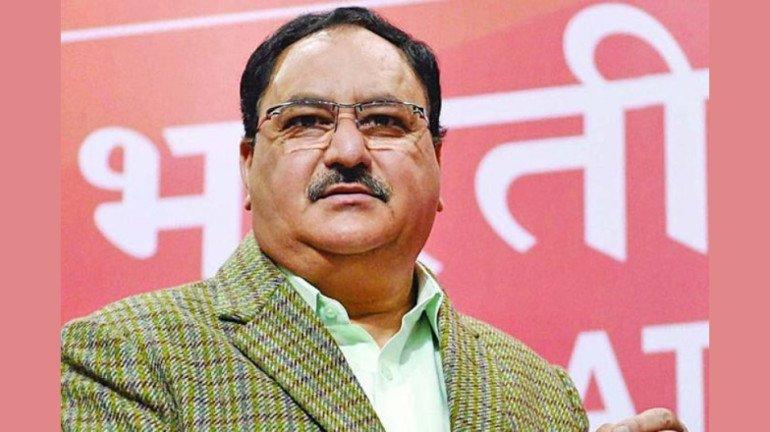 Prepare yourself for a fight between all versus BJP: JP Nadda ahead of NMMC polls