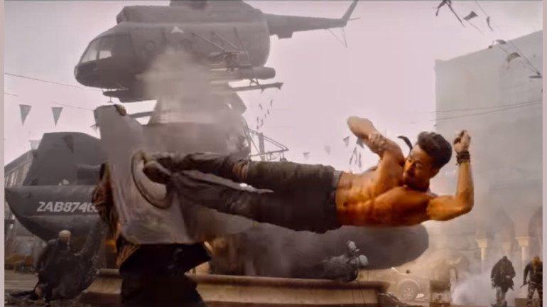 टाइगर श्रॉफ की 'बागी 3' 2020  की सबसे बड़ी एक्शन फिल्म