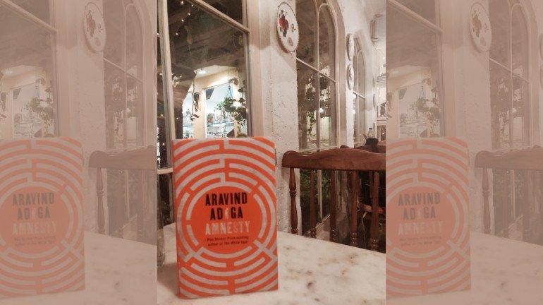Man Booker Prize Winner Arvind Adiga To Publish His Next Book 'Amnesty'