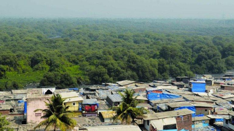 पाणथळीवरील १५० झोपड्या पालिकेने तोडल्या
