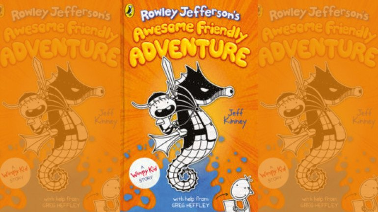 'The Wimpy Kid' Returns With Some Awesome Adventure