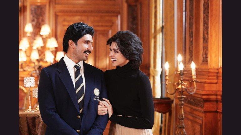 फिल्म '83 से दीपिका-रणवीर का फर्स्ट लुक हुआ रिलीज