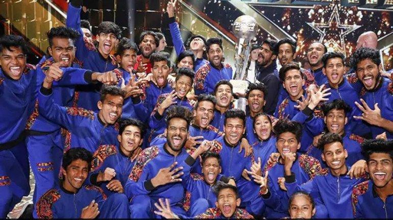 Mumbai's 'V Unbeatable' Wins America's Got Talent