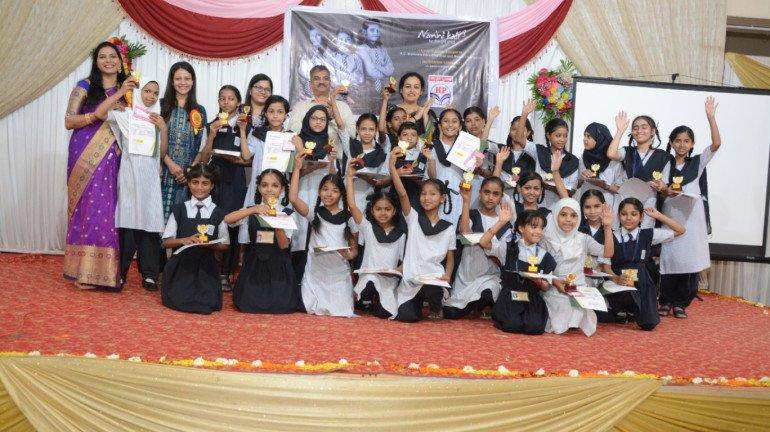 नांदी फाउंडेशन की ओर से बीएमसी छात्रों का सम्मान