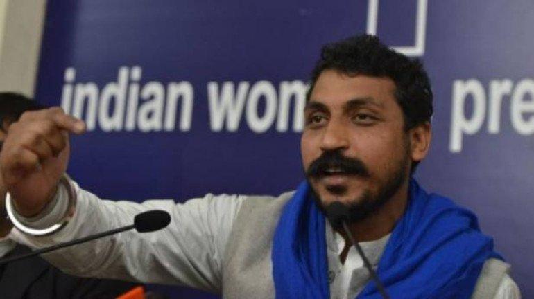 भीम आर्मी प्रमुख चंद्रशेखर आजाद को मुंबई पुलिस ने नही दी रैली की इजाजत