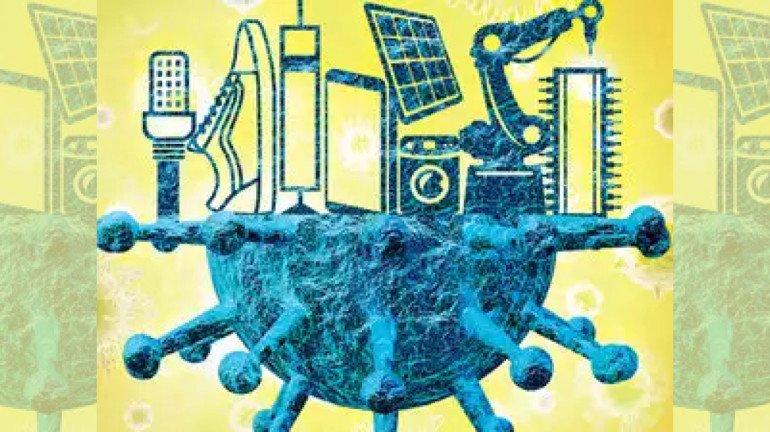कोरोनामुळे भारतीय बाजारपेठ आजारी; टिव्ही, फ्रिज आणि मोबाइल महागणार