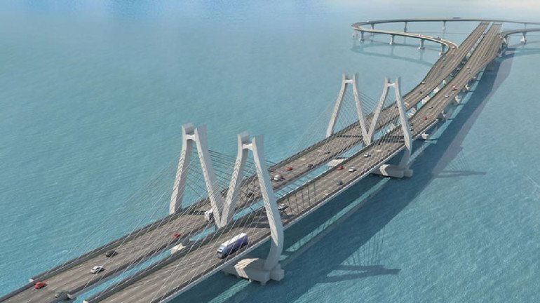 Virar to Nariman Point in 90 minutes with Bandra-Versova sea link extension