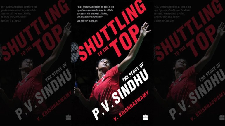 V. Krishnaswamy To Release P.V. Sindhu's Biography In March